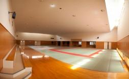 沖縄市武道館・屋外運動場(弓道場)
