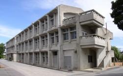 県立中部農林高校食品製造棟