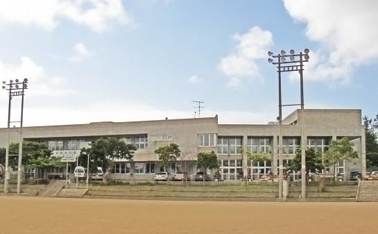 今帰仁村立コミュニティーセンター