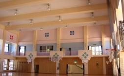 沖縄市立越来小学校屋内運動場・水泳プール