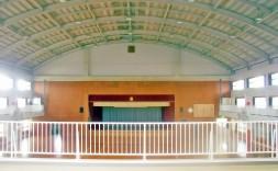 恩納村立恩納小中学校屋内運動場