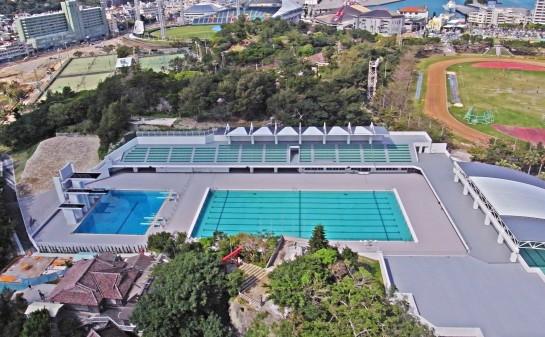 奥武山水泳プール