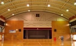 沖縄市立山内中学校屋内運動場・柔剣道場