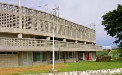 読谷村運動公園-野球場